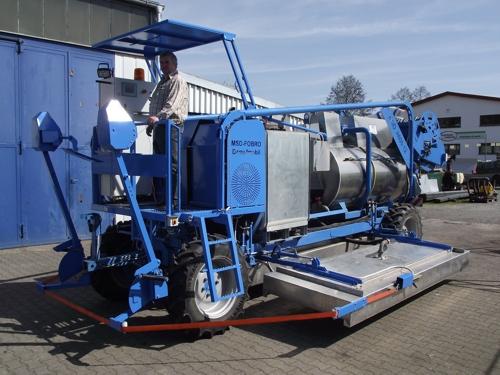Dämpfmobil - BG-abgenommen 2011